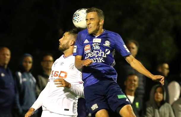 OCFC take positives from Knights defeat